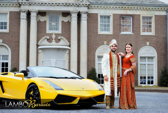 4-Indian-Wedding-BG-Lamborghini